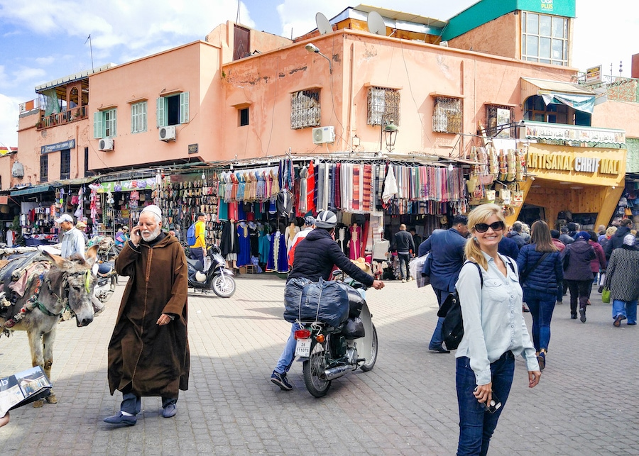tips for marrakech