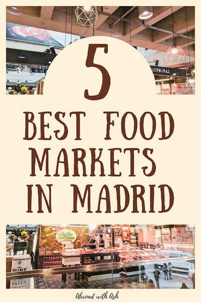 best food markets in madrid