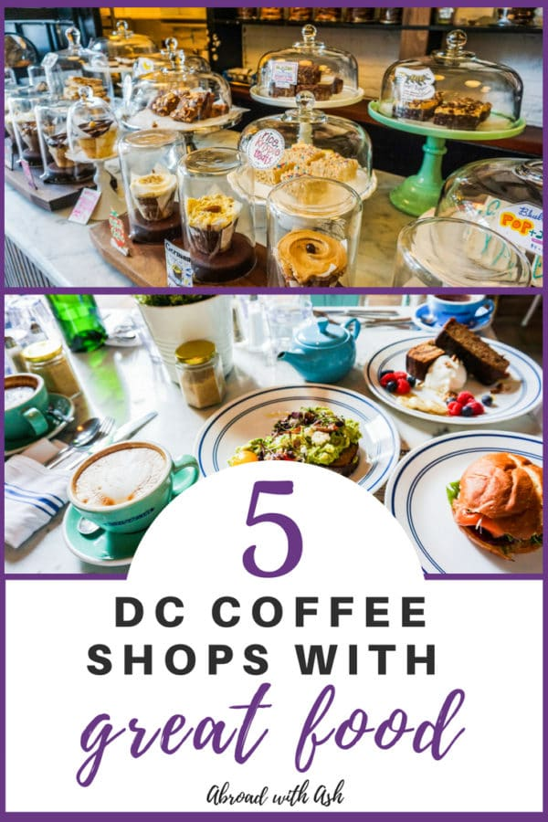 washington dc coffee shops