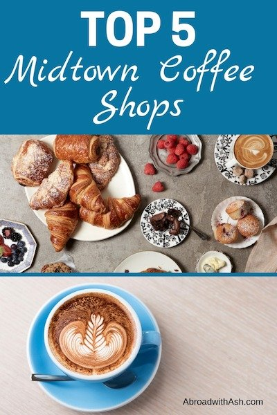 midtown coffee shops
