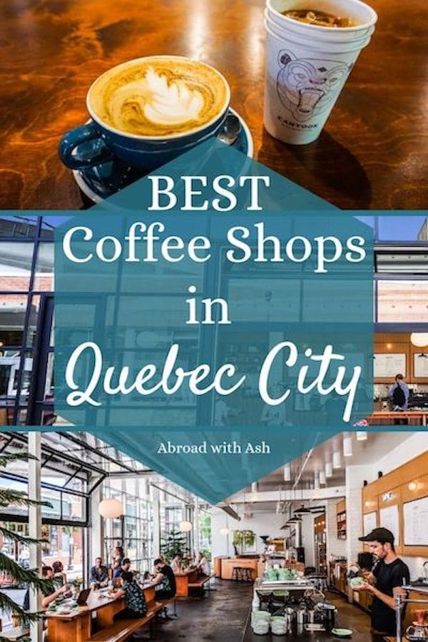 cafes in quebec city