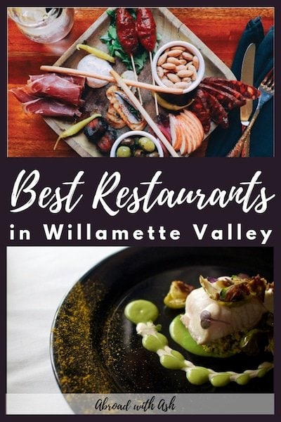mcminnville restaurants