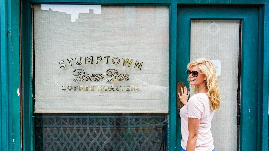 stumptown coffee nyc