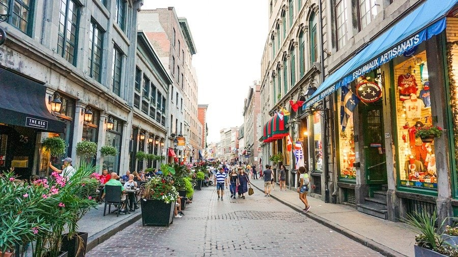 best time to go to montreal