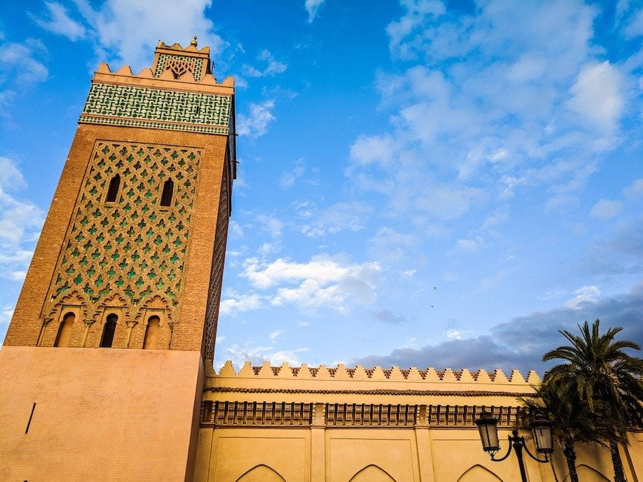 travel tips for marrakech