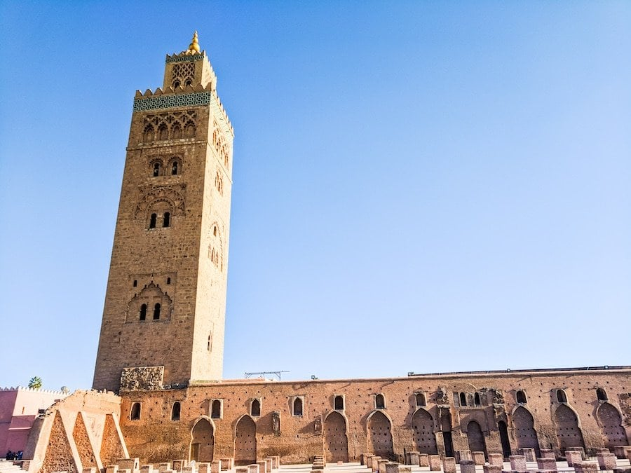 how to spend 3 days in Marrakech