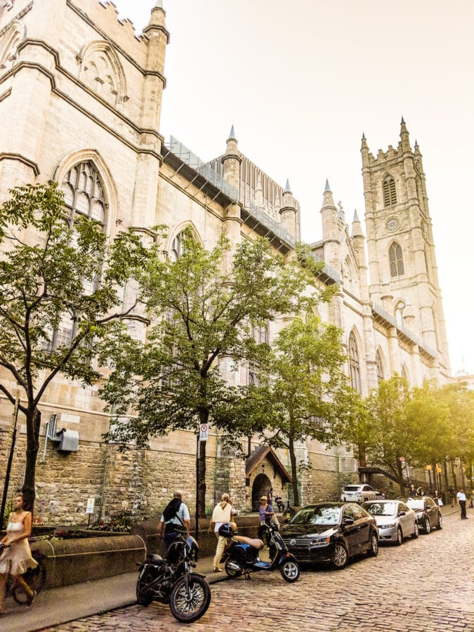 best time to visit montreal