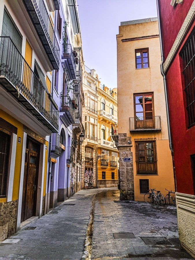 7 day spain itinerary