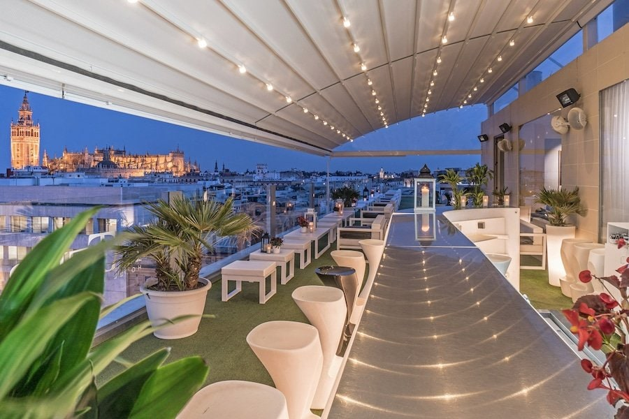 Best Rooftop Bars In Seville For Incredible Views Top 5