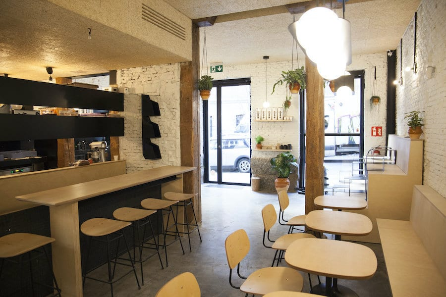 Mision cafe madrid
